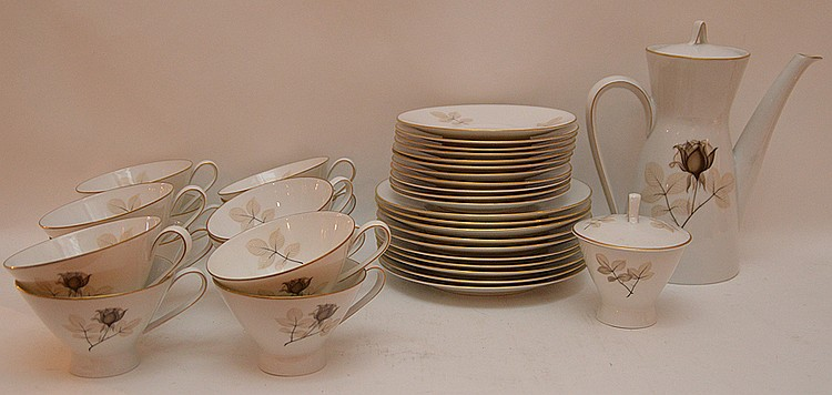 Rosenthal coffee service, 35 pieces