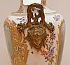 French Sevres  porcelain lamp, 30