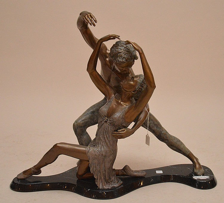 Jerry Joslin Bronze Sculpture