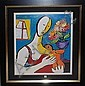 Anthony Quinn (AMERICAN, 1915-2001) Serigraph from, Anthony Quinn, Click for value