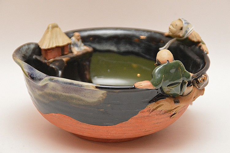 Sumida bowl, 3 7/8