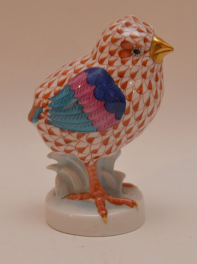 Herend chick, 4