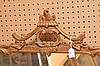2 gilded mirrors, similar frames, 45
