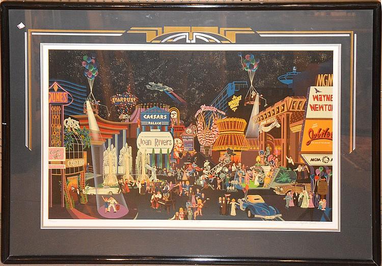 Melanie Taylor Kent - 20th Century American - Folk Art