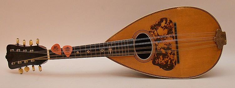 Vintage Washburn Mandolin, 22