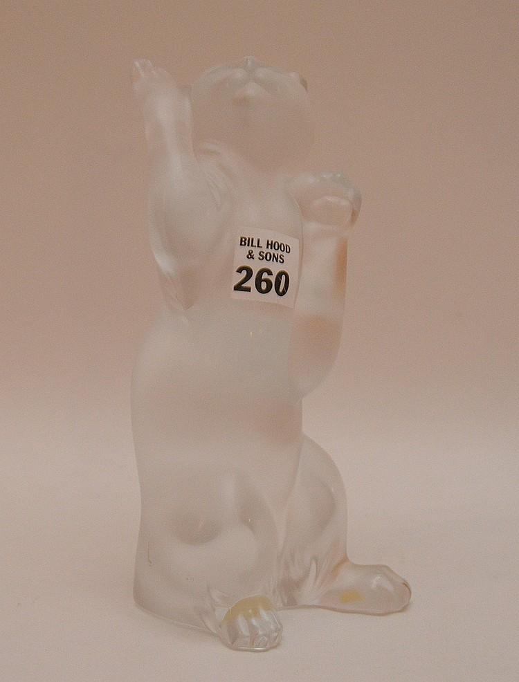 Lalique cat, 8