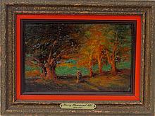HENRY HAMMOND AHL, (Massachusetts/New York, 1869-1