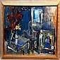 Alexander Redein (AMERICAN, 1912-1965) oil on, Alexander Redein, Click for value