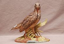 Boehm porcelain Woodcock #413,10