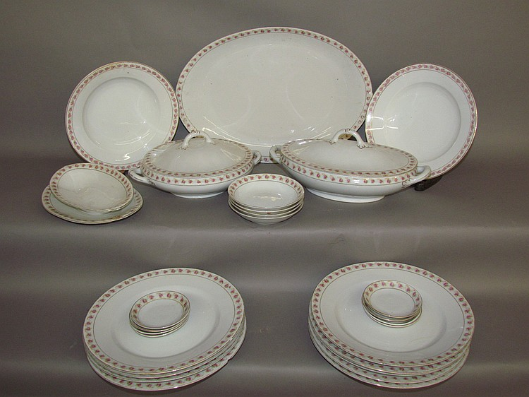Grandma's (Ida S. Horst) set of dishes