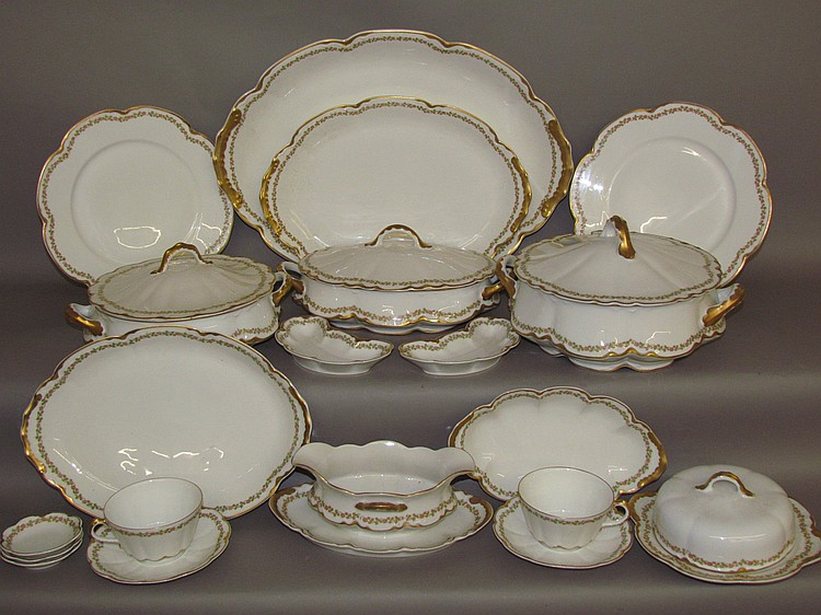 Theodore Havailand china set