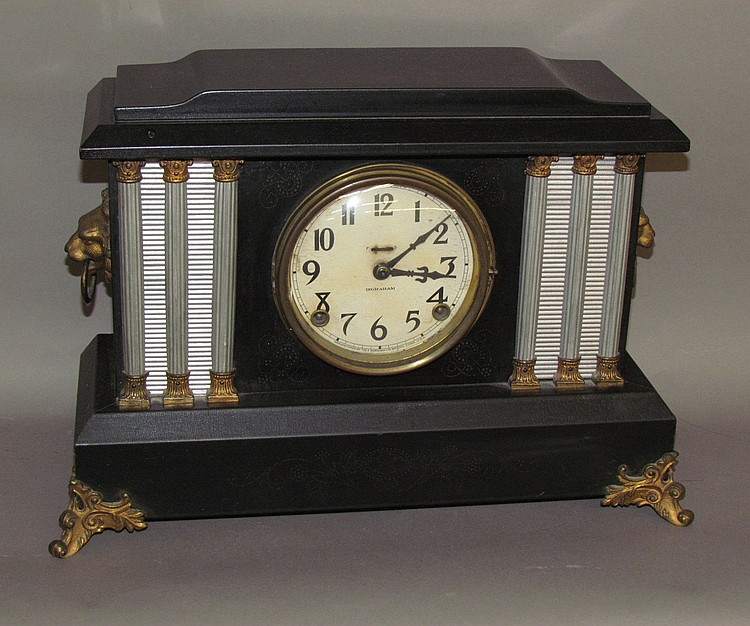 Ingram mantle clock
