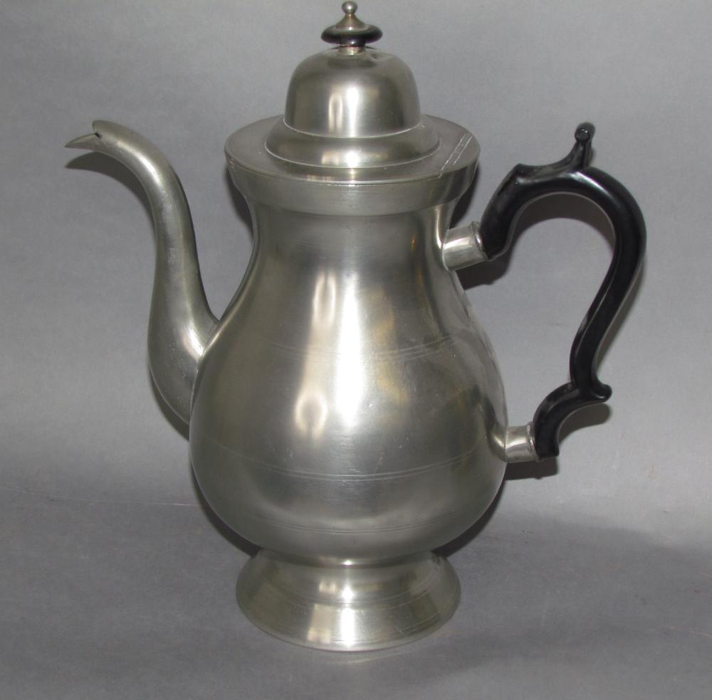 Allen Porter Britannia teapot
