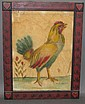 Boyer rooster theorem painting