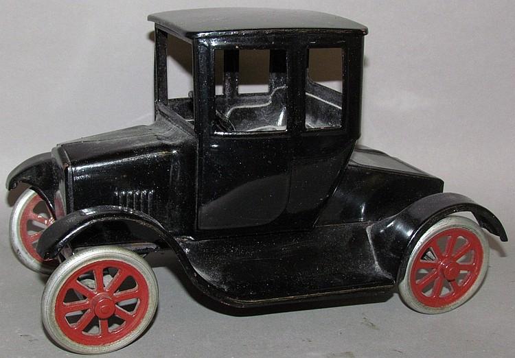 Early Buddy L flat top roadster