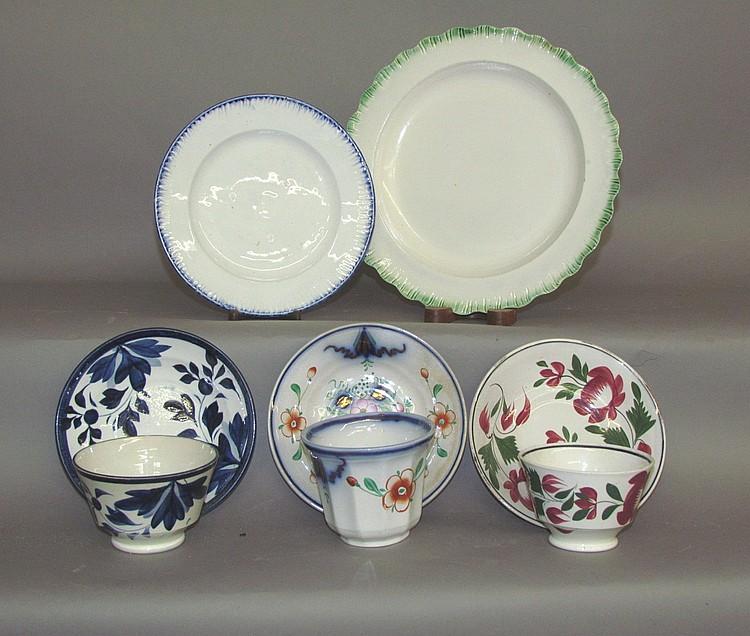 Miscellaneous English earthenware