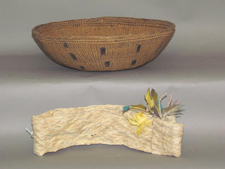 2 Brazilian tribal pieces