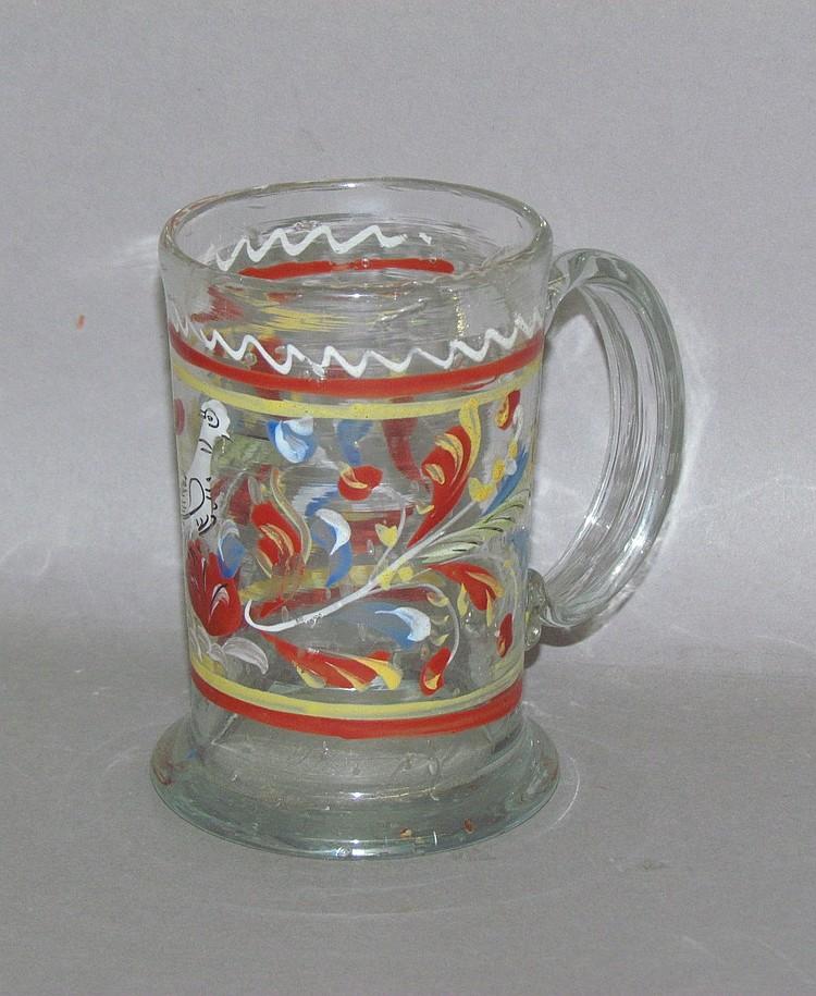 Small Stiegel type mug