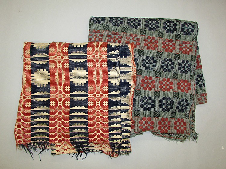 2 coverlets