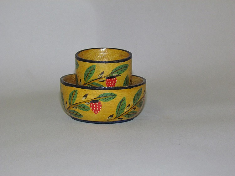 Rare Lehnware cup & saucer