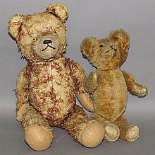 2 early jointed bears