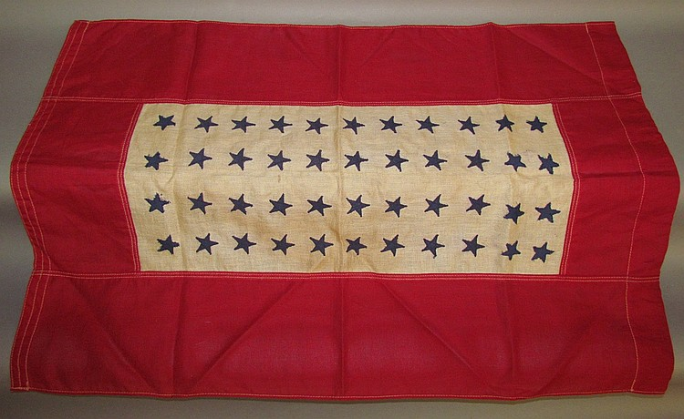 44 star employee service flag