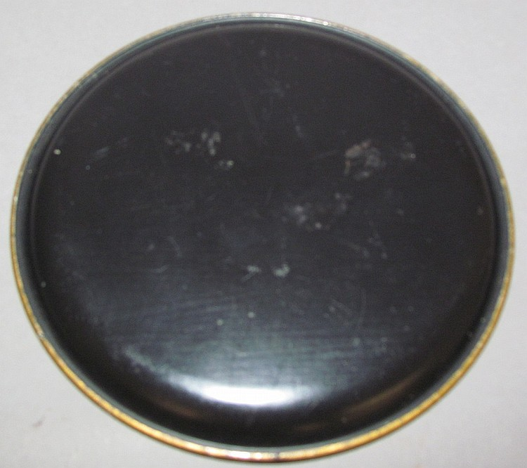 Lot 401: Lithograph tin Moxie tip tray