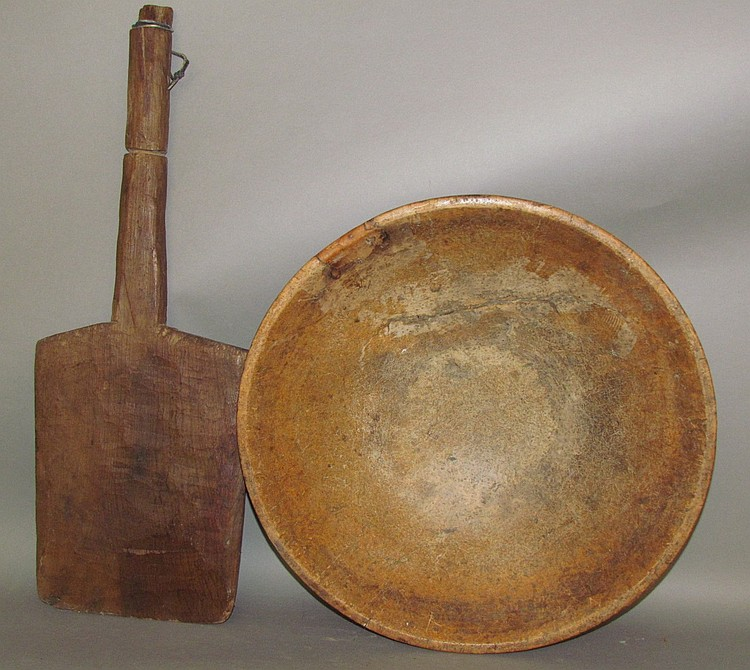 2 wooden kitchen primitives