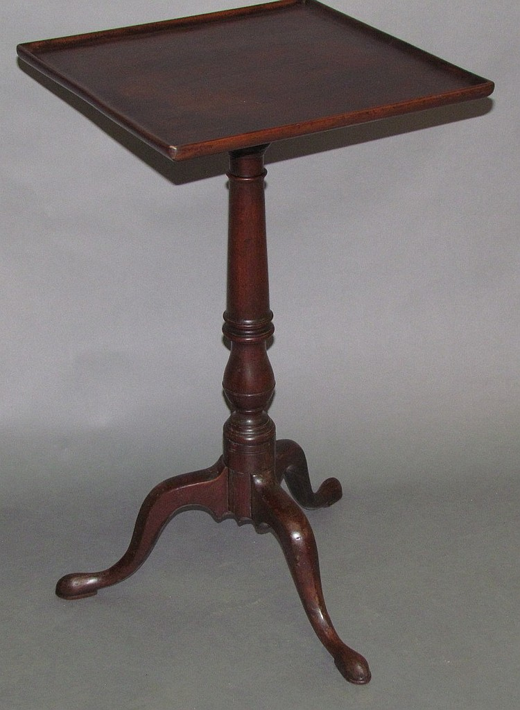 Lot 419: Candlestand