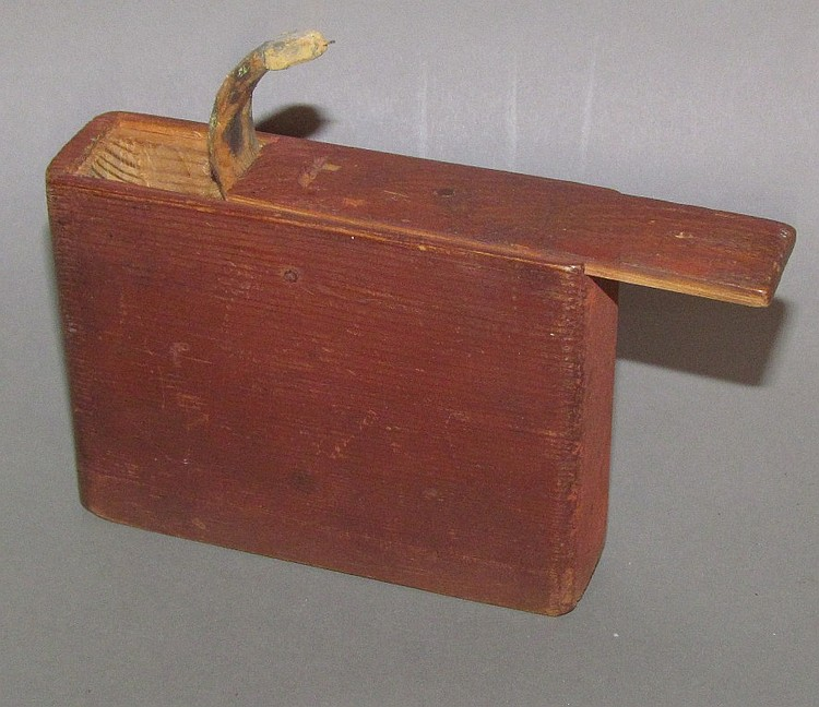 "Penna. German ""trick snake"" box"