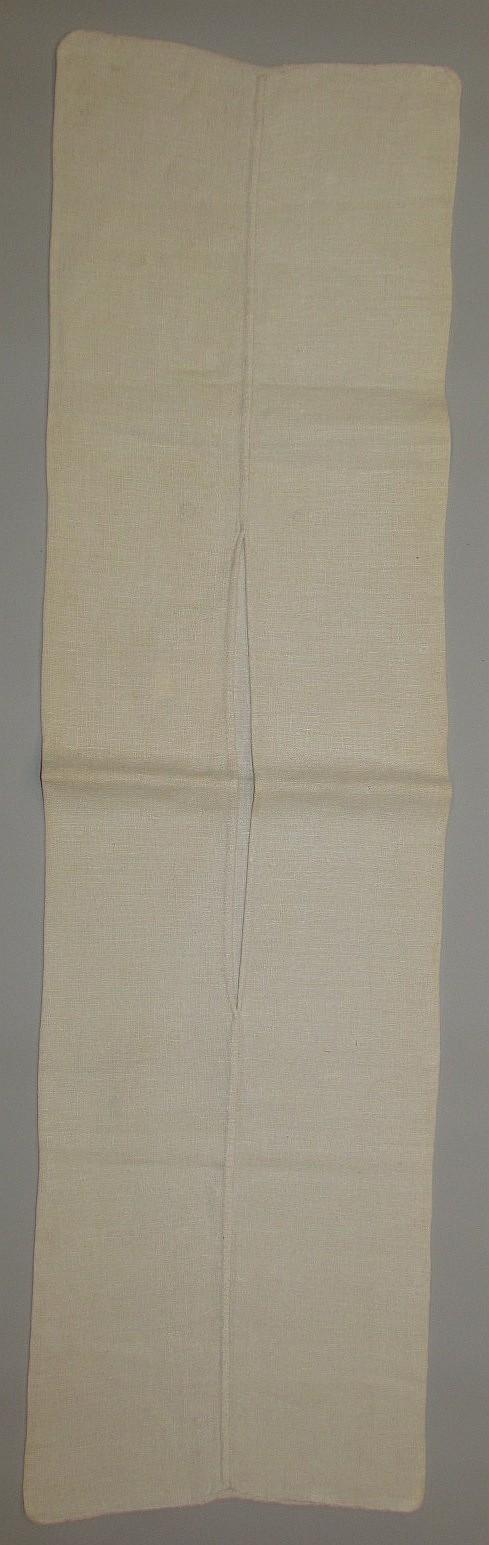 Homespun Linen Market Wallet