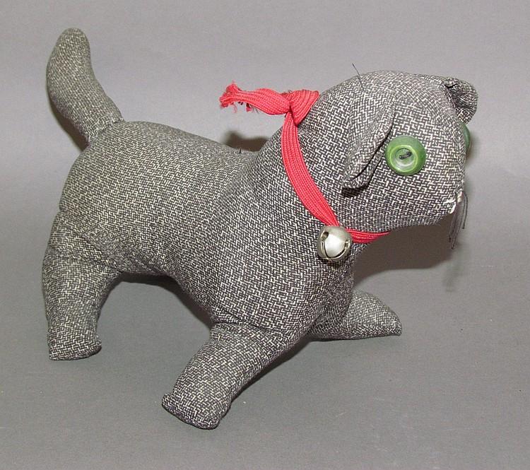 Old Order Mennonite Toy Dog