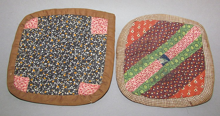 Two pieced hot pads