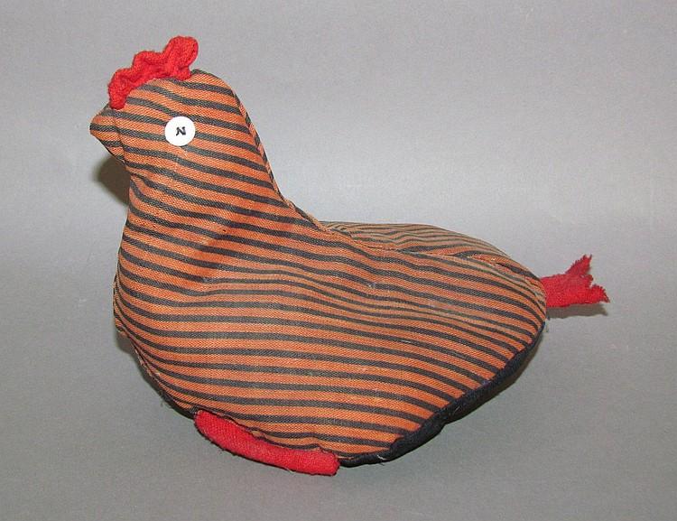 Chicken hot pad