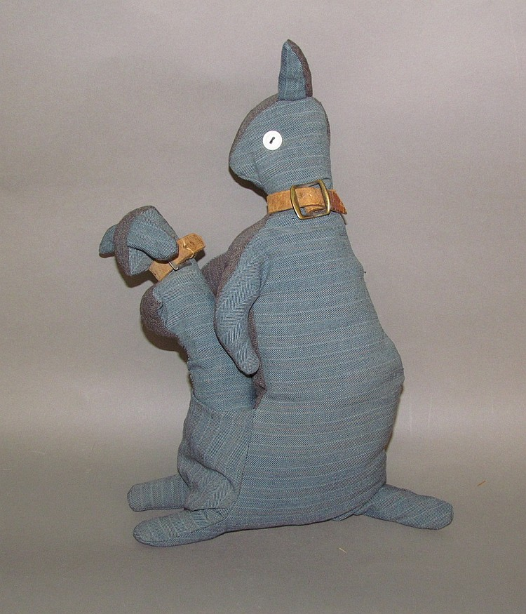 Old Order Mennonite fabric toy