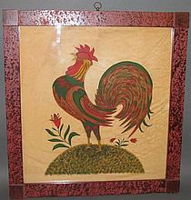Large William Rank theorem paintings
