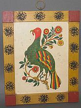 Ellinger turkey watercolor