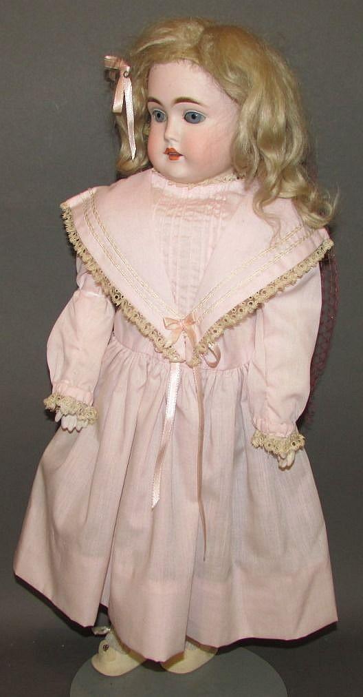 German bisque doll