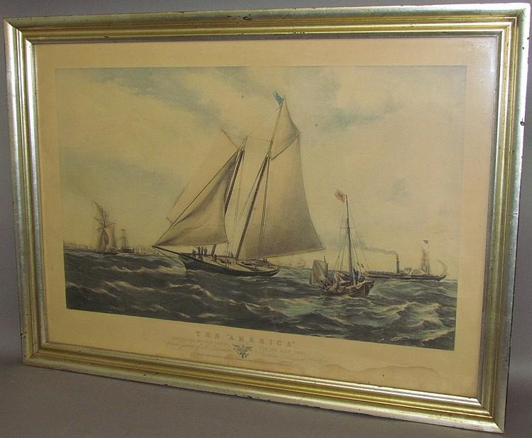 2 lithographs