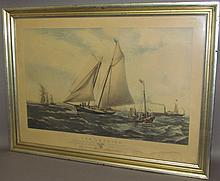 Lot 190: 2 lithographs