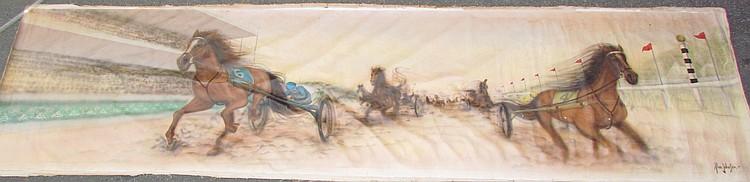 Alan Johnson oil on canvas