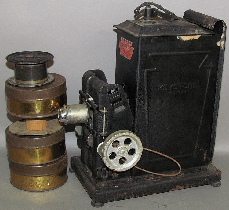 Keystone moviegraph model 575 projector