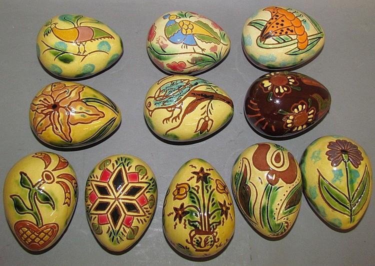 11 Breininger Easter eggs