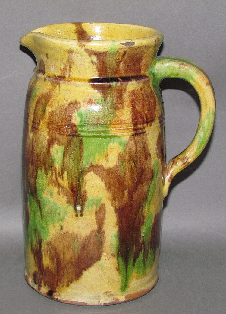 Shooner Shenandoah Valley style pitcher