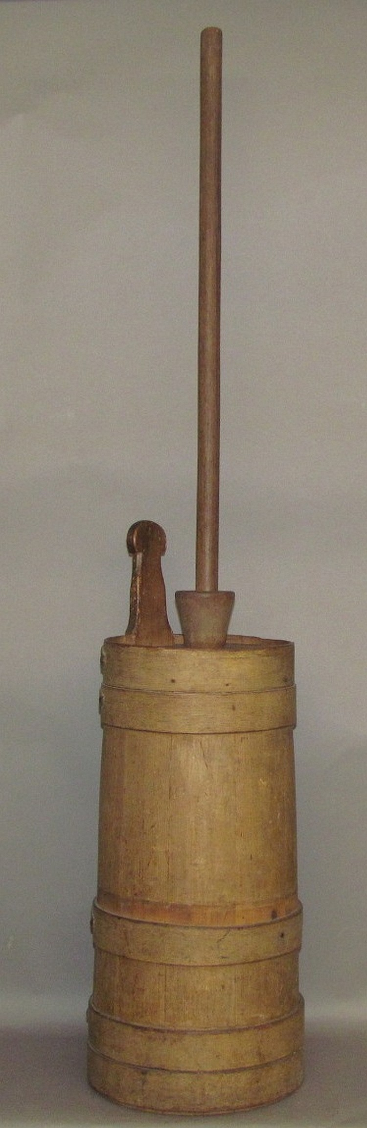 P. Hersey signed butter churn