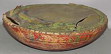 Lot 441: Presentation Native style drum