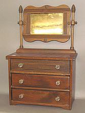 Child's softwood cottage style dresser