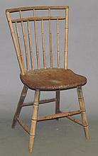 Birdcage Windsor chair