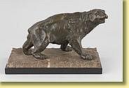 Sylvain Norga (1892-1968) École belge Sculpture en