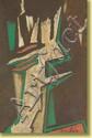 Marthe Guillain (1890-1974) École belge Huile sur, Marthe Guillain, Click for value